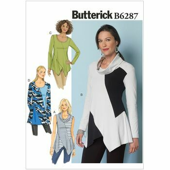 Butterick pattern B6287