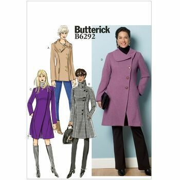 Butterick pattern B6292