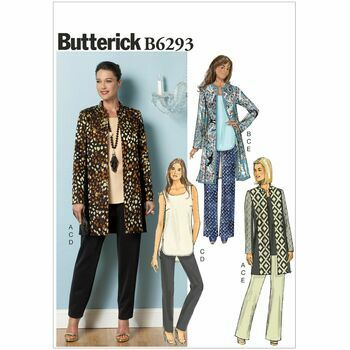 Butterick pattern B6293