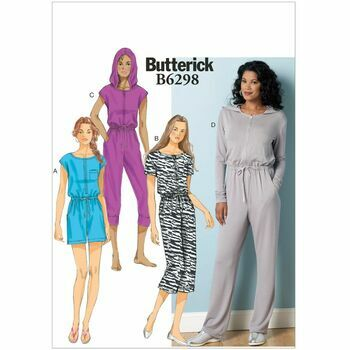 Butterick pattern B6298