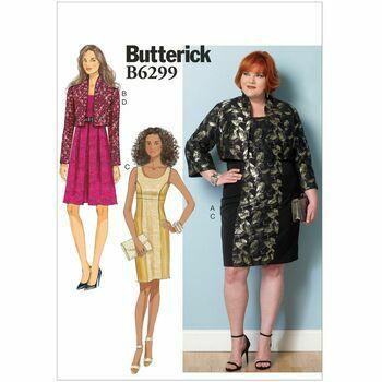Butterick pattern B6299