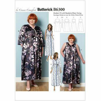 Butterick pattern B6300