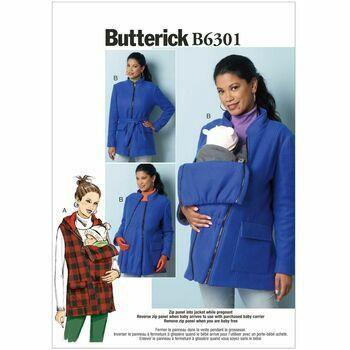 Butterick pattern B6301