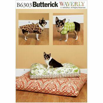 Butterick pattern B6303