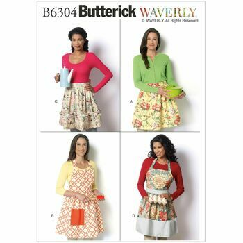Butterick pattern B6304