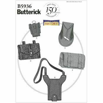 Butterick pattern B5936