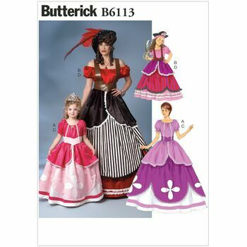 Butterick pattern B6113