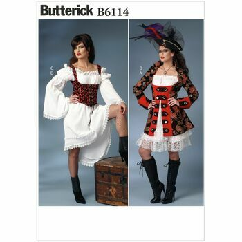 Butterick pattern B6114