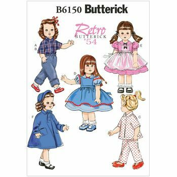 Butterick pattern B6150