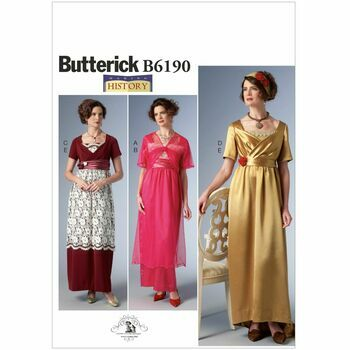 Butterick pattern B6190
