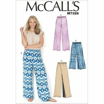 McCall's Sewing Pattern M7328 (Misses Pants)