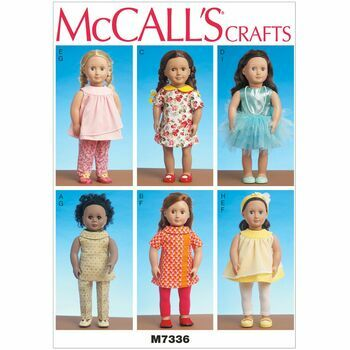 McCall's Sewing Pattern M7336 (18
