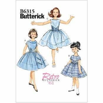 Butterick pattern B6315