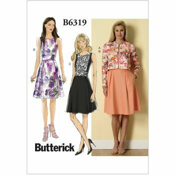 Butterick pattern B6319