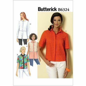 Butterick pattern B6324
