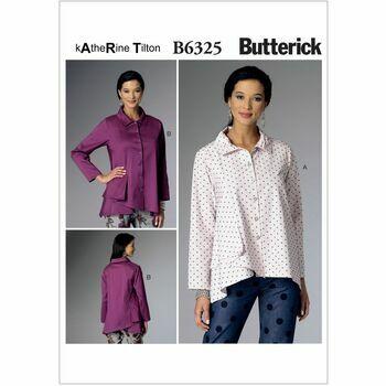 Butterick pattern B6325