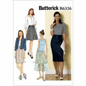 Butterick pattern B6326