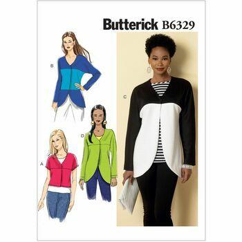 Butterick pattern B6329