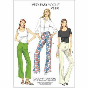 Vogue pattern V9181