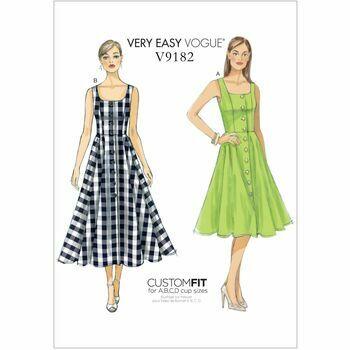 Vogue pattern V9182