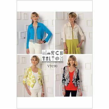 Vogue pattern V9190