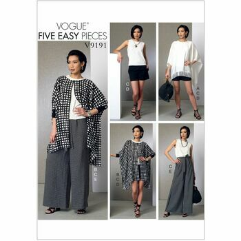 Vogue pattern V9191