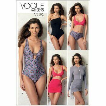 Vogue pattern V9192