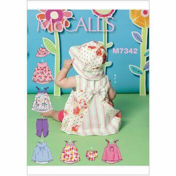 McCalls pattern M7342