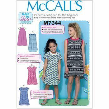 McCalls pattern M7344