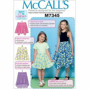 McCalls pattern M7345