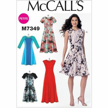 McCalls pattern M7349
