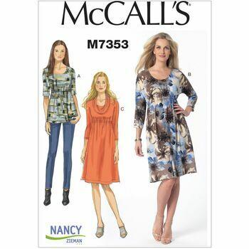 McCalls pattern M7353
