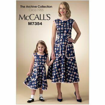 McCalls pattern M7354