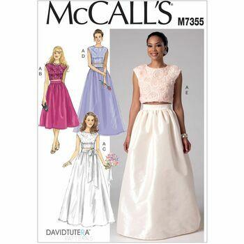 McCalls pattern M7355