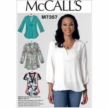 McCalls pattern M7357