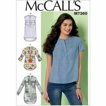 McCalls pattern M7360