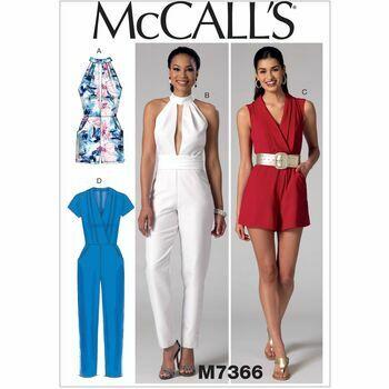 McCalls pattern M7366