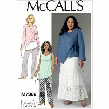 McCalls pattern M7368