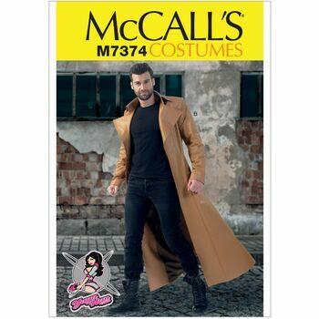 McCalls pattern M7374