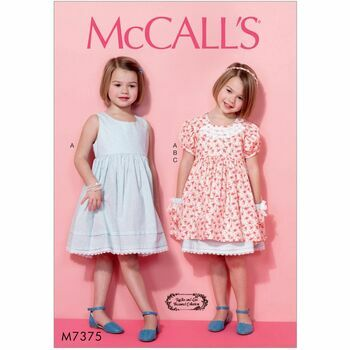McCalls pattern M7375