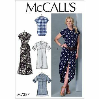 McCalls pattern M7387