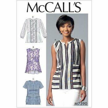 McCalls pattern M7390