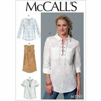 McCalls pattern M7391