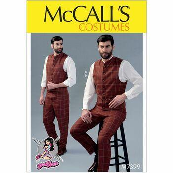 McCalls pattern M7399