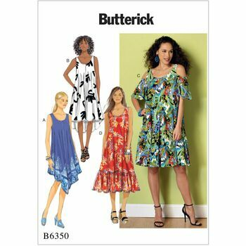 Butterick pattern B6350
