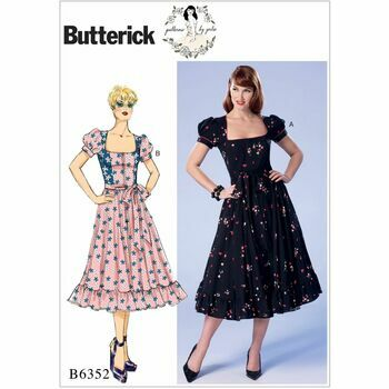 Butterick pattern B6352