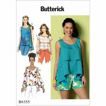 Butterick pattern B6355