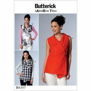 Butterick pattern B6357