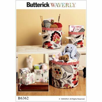 Butterick pattern B6362