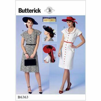 Butterick pattern B6363